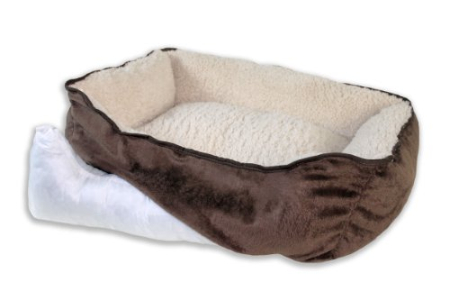 Pioneer Pet Box Bed, 24 By 20 By 5.5-Inch front-42967