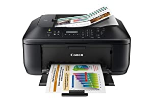 Canon Pixma MX375 All-in-One Multifunktionsgerät (Scanner, Kopierer, Drucker und Fax)