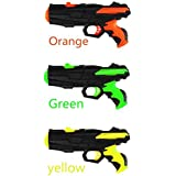 Generic The Latest Soft Bullet Nerf Gun Water Toy 10 Guneva Bullet +1 Water Bomb Dual-Purpose Pistol Bursts Of...