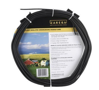 Dare Underground Double Insulated Hook-Up Wire 14Ga X 50Ft, No.2488