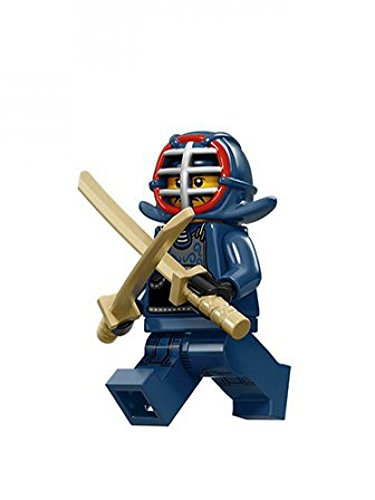LEGO-Series-15-Collectible-Minifigure-71011-Kendo-Fighter