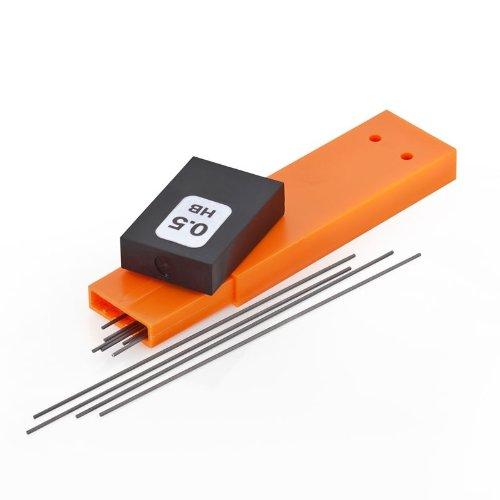 Waldmann recharge pour crayon étuis de 12 mines 0,7mm HB