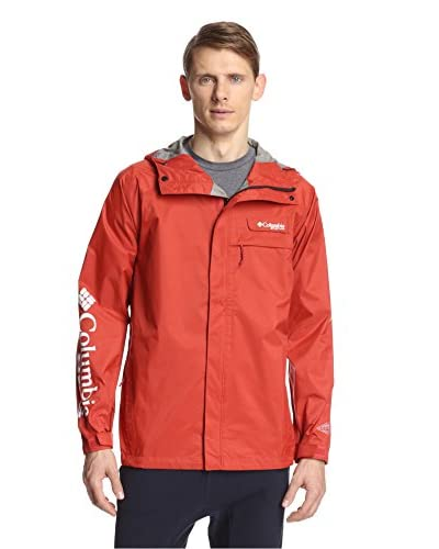 Columbia Men's Hydrotech Packable Rain Jacket