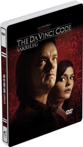 Da Vinci Code, The - Sakrileg (Kinoversion) - Steelbook Edition