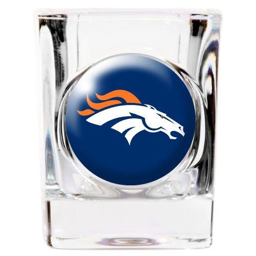 Broncos Shot Glasses, Denver Broncos Shot Glass, Broncos