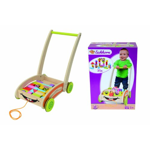 Simba Toys 100003740 Lauflernwagen