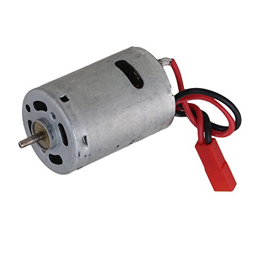 Mxfans Silver Iron 380 RC1:18 Largefoot Model Car High Speed Brushed Electric Engine Motor 736094 for FS (Rc 380 Motors Brushed compare prices)