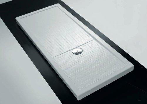 Novellini Olympic Plus Duschwanne, 170x80x4,5cm, weiß matt