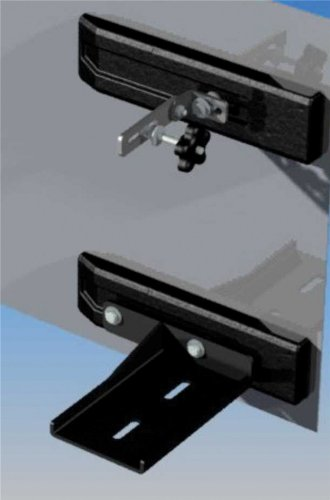Rampage Jeep 86612 High Lift Jack Mount (Jeep Jk Jack Mount compare prices)
