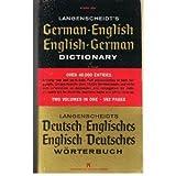 LAngenscheidt's German-English English/German Dictionary (0671478257) by Langenscheidt Editorial Staff