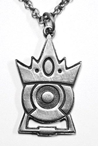 Jinx Portal 2 Stalemate Metal Pendant Costume Chain Necklace