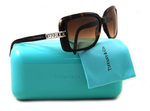TIFFANY & CO SUNGLASSES TF 4025B 80153B HAVANA 4025