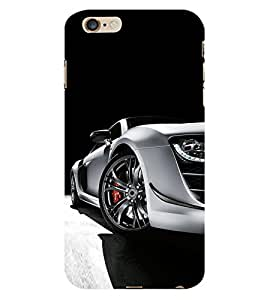 Fiobs Open two Seater Car Sports Car Phone Back Case Cover for Apple iPhone 6s Plus