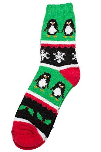 Ugly Holiday Sweater Socks