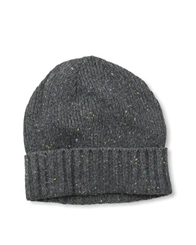 Block Headwear Men's Knit Hat, Charcoal Heather