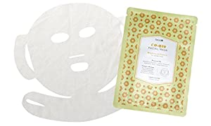 Facial+ Firm & Lift Facial Mask CO-Q10 Brightens & Protects: for all/dull skin