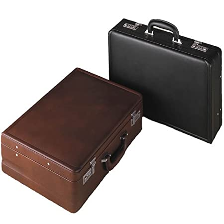 Samsonite Attache Expandable Leather Attache