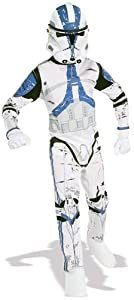 Star Wars Child's Clone Trooper Costume, Medium