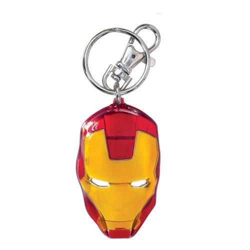 Monogram - Portachiavi - Iron Man - Le Masque En Métal 5Cm - 0077764679711