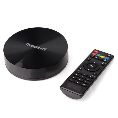 Tronsmart Vega S89 Amlogic S802 2.0GHz Quad Core Android TV BOX 2G/16G Dual Band WIFI 2.4G/5G Bluetooth 4.0 XBMC... Black Friday & Cyber Monday 2014