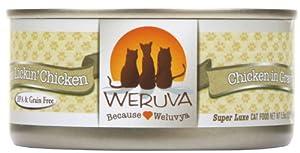 WERUVA PAW LICK CHK CAT 24/5.5Z