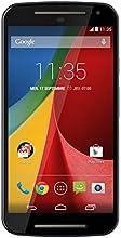 Motorola Moto G (2ème Génération) Smartphone débloqué 3G+ (Ecran: 5 pouces - 8 Go - Android 4.4 KitKat) Noir