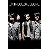 """Kings Of Leon - Music Poster (The Guys) (Size: 24"""" x 36"""") Poster Print, 36x24 Poster Print, 36x24"""