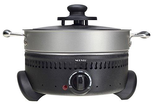 NOUVEL MULTI-ROASTER 400132 Four à marrons / grill multifonctions / rôtissoire multifonctions