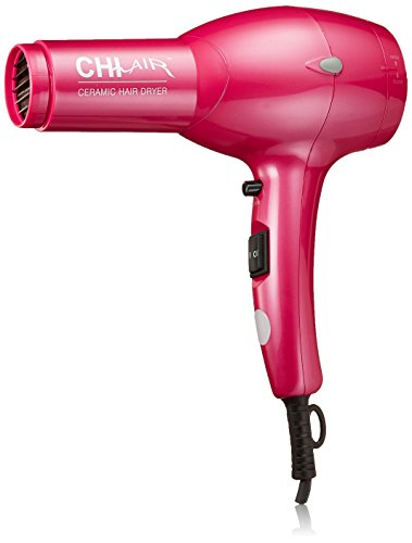 CHI Air Ceramic Hair Dryer (Hair Dryer Chi Pink compare prices)