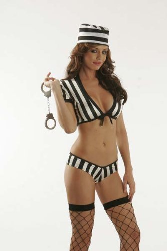 Sexy Referee Women's Costume