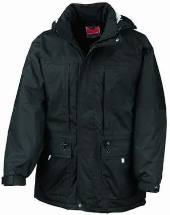 Result R065X Multi Function Winter Jacket Coat Black/Black S