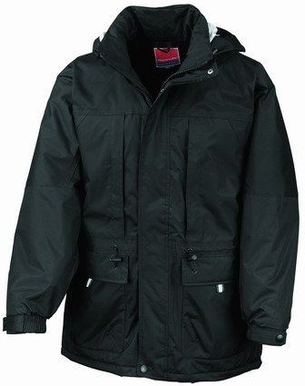 Result Multifunction Winter Jacket Black/Black S