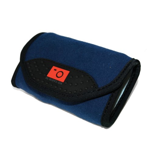 MADE Always On AO-1119-NVY Wrap-Up Compact Camera Wrap (Navy)