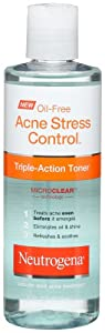 Neutrogena Oil Free Acne Stress Control Toner 235 ml