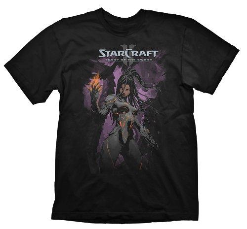 Starcraft 2 T-Shirt Heart Of The Swarm Kerrigan, Größe L [Edizione: Germania]