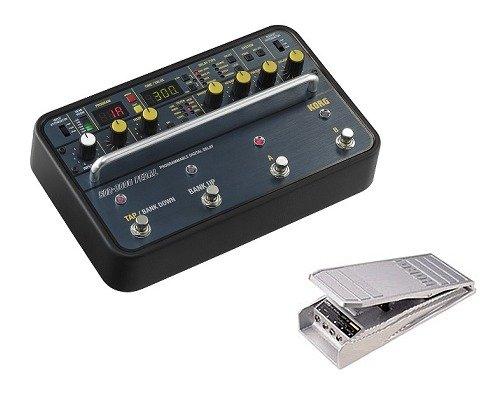 【エクスプレッションペダル/XVP-10 付】KORG/コルグ SDD-3000 PEDAL プログラマブル・デジタル・ディレイ