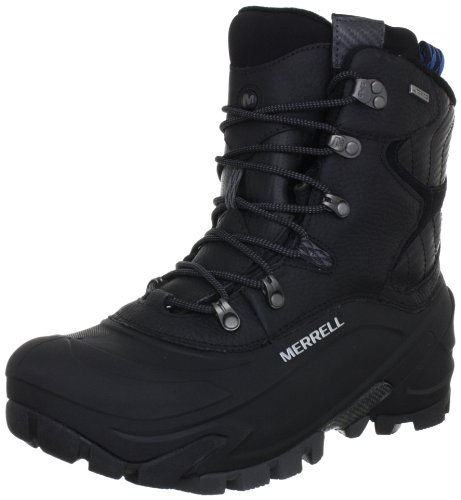 Merrell Norsehund Alpha Waterproof black (Size: 47) winter shoes