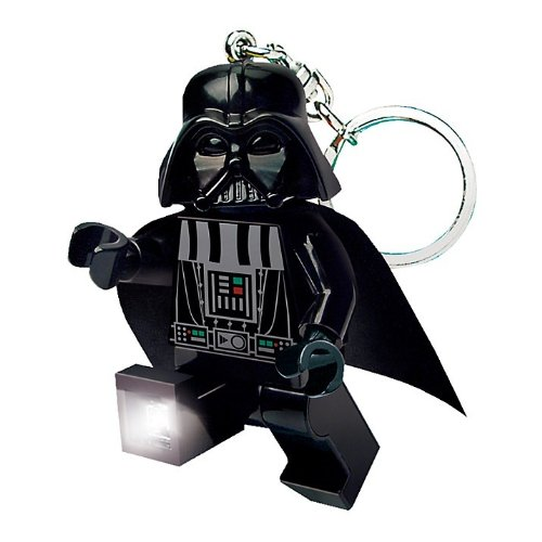 Lego Star Wars Darth Vader Keyring With Push Button 2 Led Lights Torch Keychain Good Gift To Your Lovely Fast Shipping Ship Worldwide From Hengheng Shop