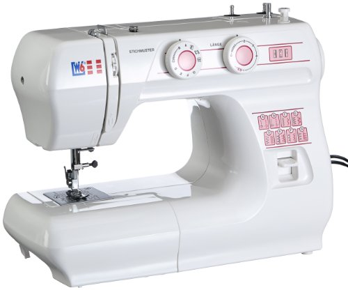 Nähmaschine N 1615 Freiarm Super Nutzstich-Nähmaschine - 10 Jahre Garantie