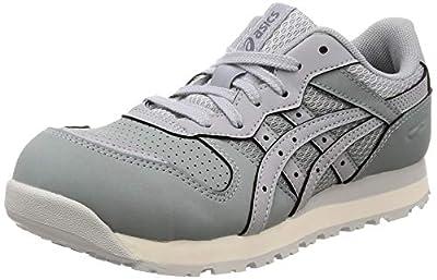 [アシックス] ワーキング 安全靴作業靴 レディ ウィンジョブ Cp207 Jsaa A種先芯 耐滑ソール ストーングレーミッドグレー 22.5 Cm 2e