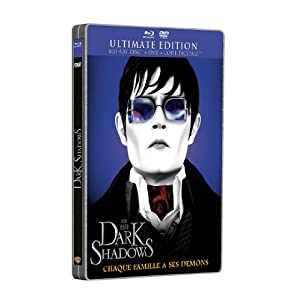 Bluray Dark shadows