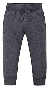 Mrignt Kid's Cotton Trousers Knit Dra…
