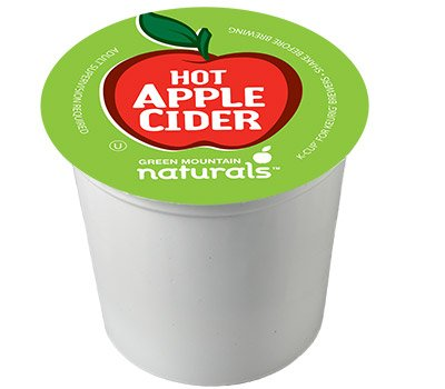 Keurig K Cups Hot Apple Cider