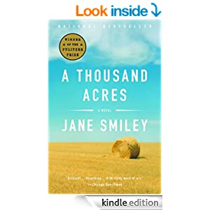 a literary analysis of a thousand acres by jane smiley Unlike most editing & proofreading services, we edit for everything: grammar, spelling, punctuation, idea flow, sentence structure, & more get started now.