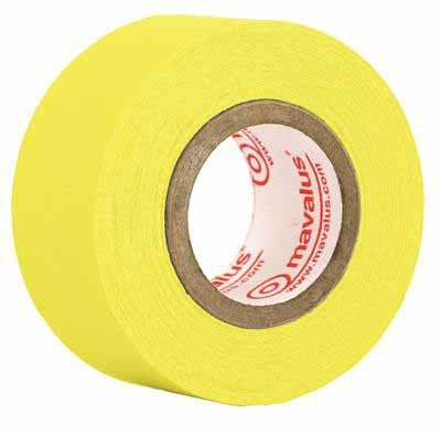 "Mavalus Tape 1"" Yellow"