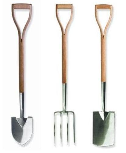 Gardening tool list for Stainless steel garden tools