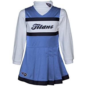 Reebok Tennessee Titans Toddler (4-6X) Cheer Uniform by Reebok