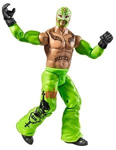 Amazon.com: WWE Series 23 Rey Mysterio Figure: Toys & Games