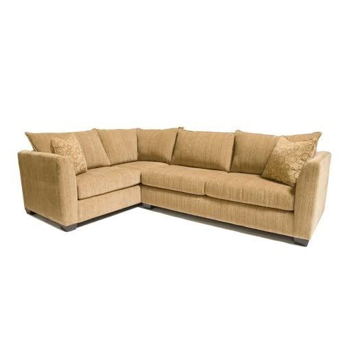 Pinzon Oster Bay Sectional Sofa, Sage