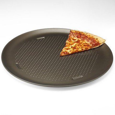 New AirBake Pizza Pan - 15.75